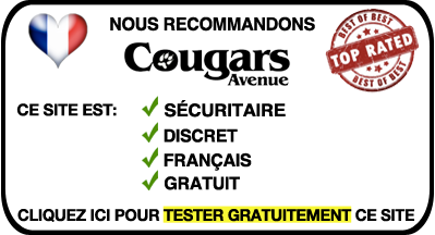 Cougars-Avenue inscription gratuite