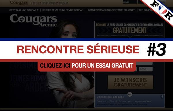 Cougars-Avenue Arnaque